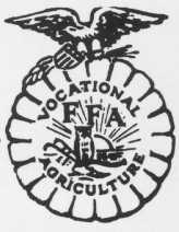 Ffa emblem silhouette sketch coloring page for Ffa coloring pages